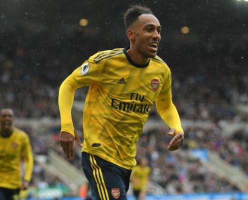 Top Stat Shows Why Pierre-Emerick Aubameyang Should Be Considered One of Gunners' Best Ever Signings