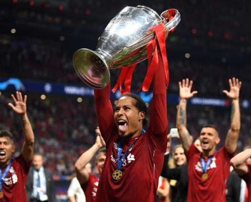 UEFA Champions League Awards 2018/19: Virgil van Dijk, Lionel Messi & Cristiano Ronaldo Nominated