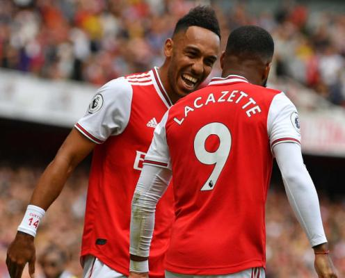 Arsenal Set to Offer Alexandre Lacazette & Pierre-Emerick Aubameyang Bumper New Contracts