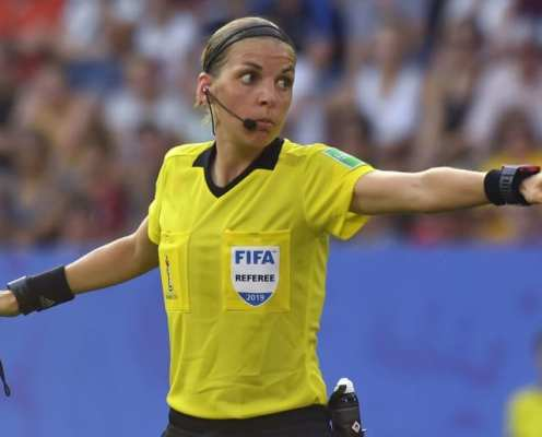 UEFA Appoint Female Referee Stéphanie Frappart for Super Cup Clash Between Liverpool & Chelsea