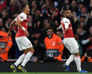 Arsenal Planning to Offer Contract Extensions to Aubameyang & Lacazette – But With No Pay Rise