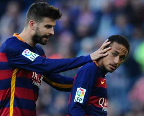 Gerard Pique Discusses Neymar Transfer & Confirms Barcelona Are 'Working Hard' on Deal