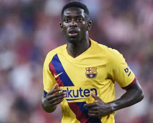 Ousmane Dembele's Agent Speaks Out on Rumours Over Paris Saint-Germain Move