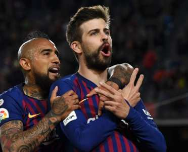 Gerard Pique & Arturo Vidal Bring in Almost €500,000 in Poker Tournament Following Betis Win