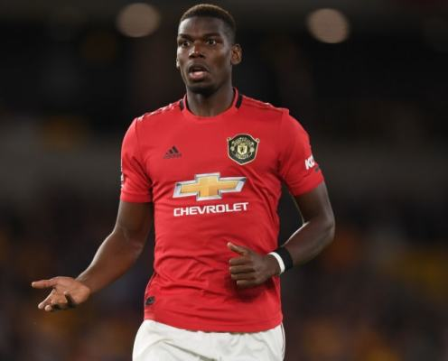 Paul Pogba Likes Instagram Post Urging Him to Seal Real Madrid Move