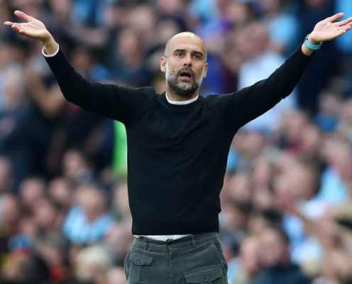 Pep Guardiola Repeats Claims That Liverpool Are the Toughest Opponents He's Faced