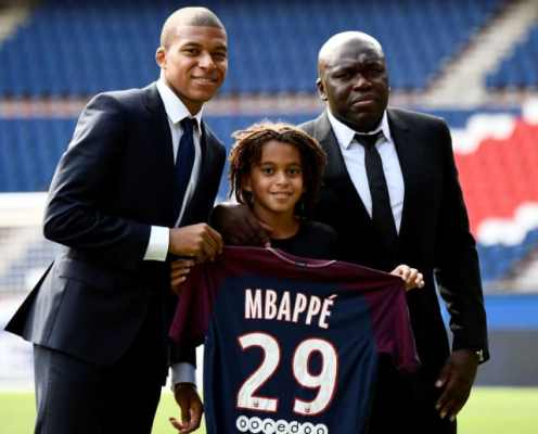 Ethan Mbappé: 5 Things to Know About Kylian's Younger Brother in Paris Saint-Germain's Academy