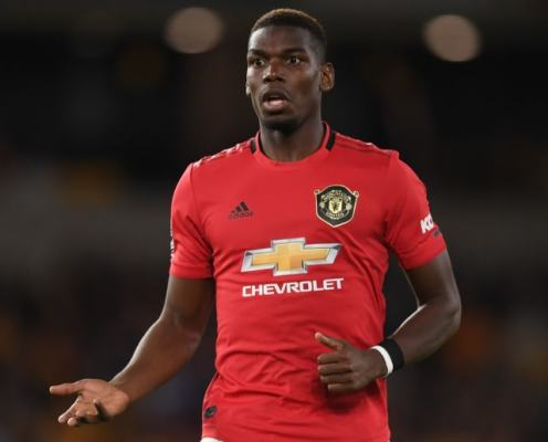 Sergio Ramos Talks Up Paul Pogba as Manchester United Prepare to Offer Frenchman New Contract