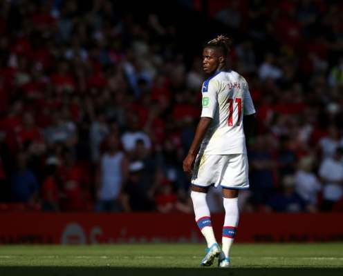 Wilfried Zaha: Super-Agent Mino Raiola Keen to Represent Wantaway Crystal Palace Star
