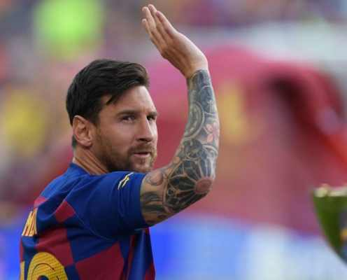 Lionel Messi Discusses Contract Situation Amid Exit Fear Following Clause Revelation