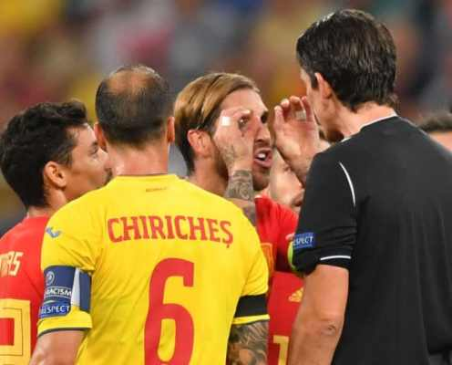 Sergio Ramos Reveals Referee 'Apologised' for Booking as He Explains Reason for Goal Celebration