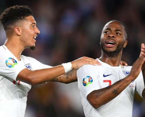Raheem Sterling Reveals Jadon Sancho Made Special Request the Night Before Scoring in 5-3 Kosovo Win
