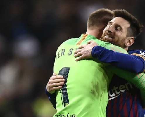 Marc-Andre ter Stegen Claims Lionel Messi 'Deserves to Choose His Own Future' Amid Exit Talk