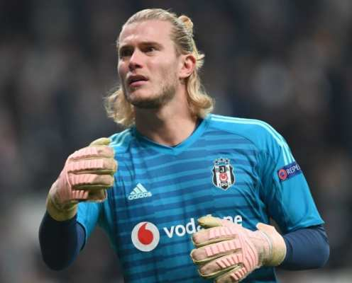 Loris Karius Asked About Liverpool Future Hours Before Latest Howler