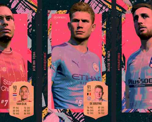 FIFA 20: The Best Possible Starting XI in Ultimate Team