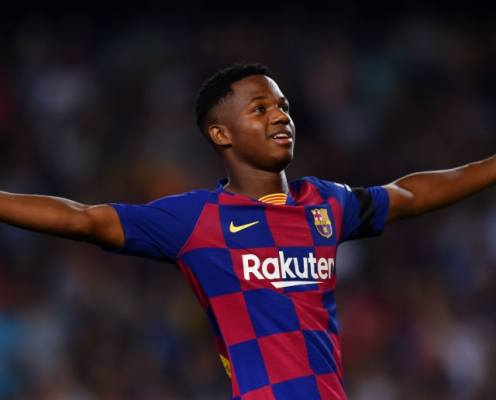 West Ham Failed With Surprise Summer Swoop for Barcelona's Breakout Wonderkid Ansu Fati