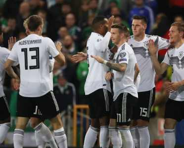 Northern Ireland 0-2 Germany: Report, Ratings & Reaction as Visitors Fight to Earn Win