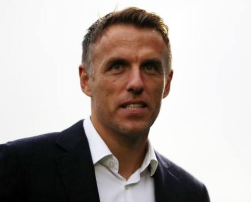 Phil Neville Linked With Shock USWNT Job to Replace Departing Coach Jill Ellis