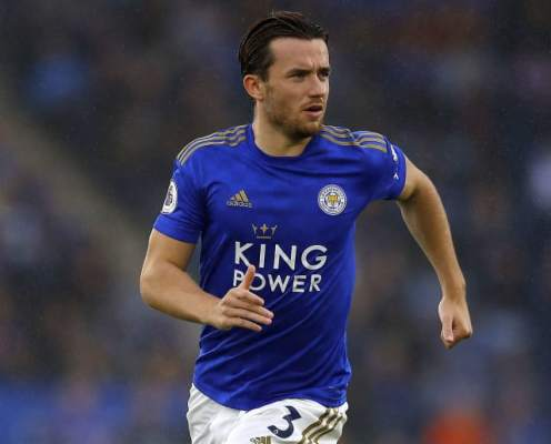 Man City & Chelsea Target Ben Chilwell Tipped for £50m Move as Leicester Scout Replacements