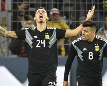 Germany 2-2 Argentina: Report, Ratings & Reaction as Youthful Die Mannschaft Surrender 2-Goal Lead