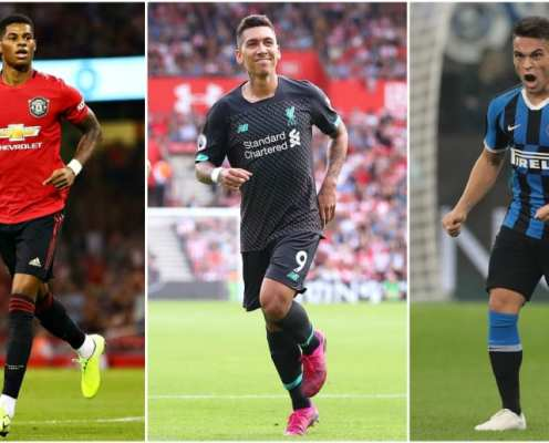 Barcelona: Ranking the Club's 7 Transfer Targets Who Could Succeed Luis Suárez Next Season
