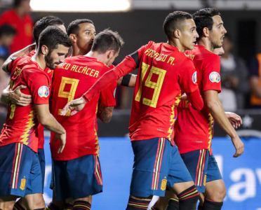 Spain Confirm 24-Man Squad for Euro 2020 Qualifiers Against Norway & Sweden