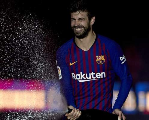 Gerard Pique Failed in £20m Attempt to Buy English National League Side Notts County