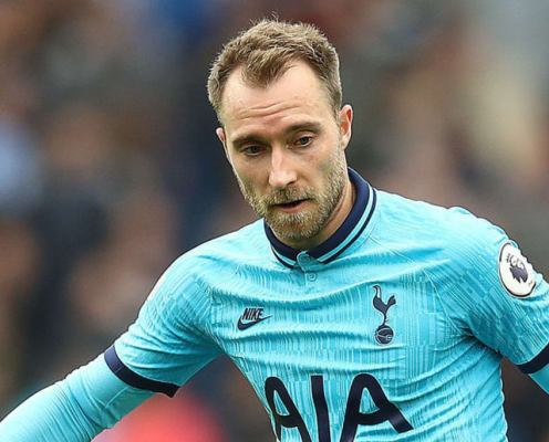 Christian Eriksen Insists Transfer Rumours Haven't Caused Tottenham's Poor Form