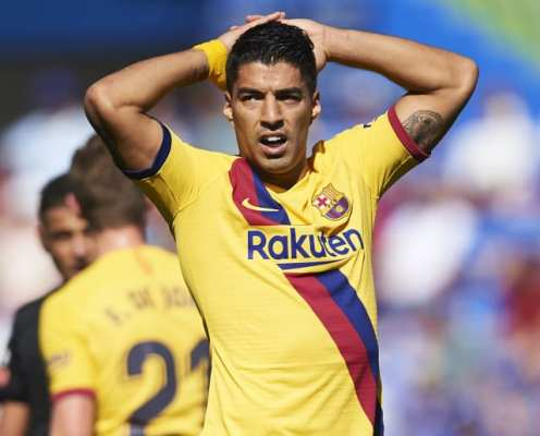 Barcelona Draw Up 5-Man Shortlist of Potential Replacements for Luis Suarez