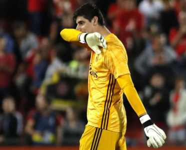 Real Madrid Already Lining Up Replacement for Disappointing Thibaut Courtois