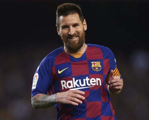 Lionel Messi Admits He Wanted to Leave Barcelona Over Tax Fraud Investigation