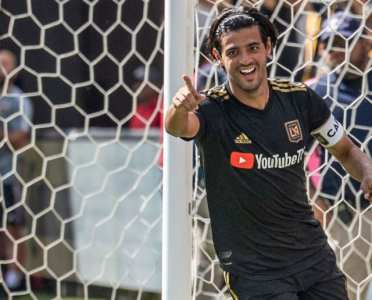Carlos Vela Breaks MLS Record for Most Goals Scored in a Season