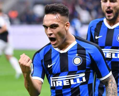 Lautaro Martinez Set to 'Soon Renew' Inter Contract Amid Barcelona Speculation
