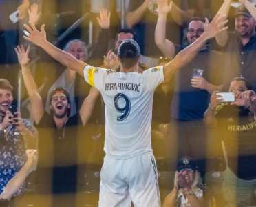 Zlatan Ibrahimovic Remains Most Popular Figure in MLS After Topping 2019 Shirt Sales