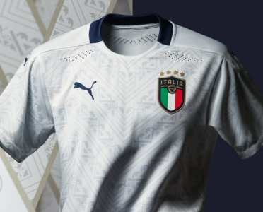 Italy Unveil Stunning New 'Crafted From Culture' Away Kit Ahead of Euro 2020