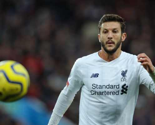 Jürgen Klopp Coy on Adam Lallana's Future Amid Offers From China and MLS