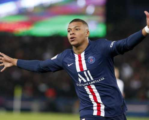 Zinedine Zidane Insists Kylian Mbappe Dreams of Playing for Real Madrid