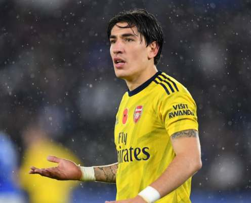 Héctor Bellerín's Agent Hints Arsenal Star 'Likes' Idea of Serie A Move as Gunners' Form Falters