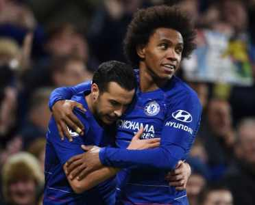 Juventus Sporting Director Meets With Chelsea to Discuss Potential Deals for Willian and Pedro