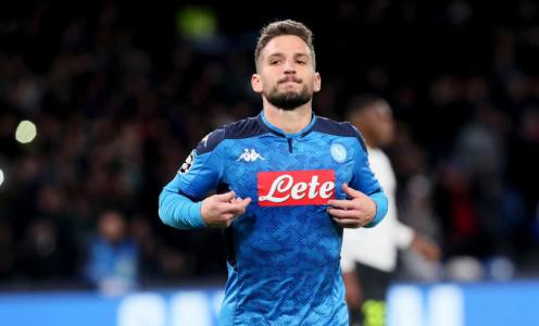 Arsenal Interested in January Move for Dries Mertens But Face Competition From Bayern & Dortmund