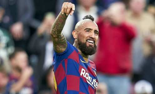 Inter Locked in Talks With Barcelona After Arturo Vidal Agreement Revealed