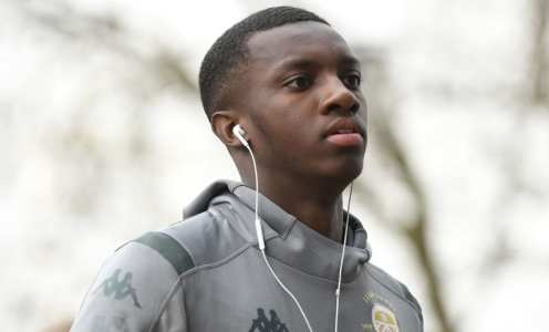 Arsenal to Recall Eddie Nketiah From Leeds United Ahead of Second Loan Spell in January