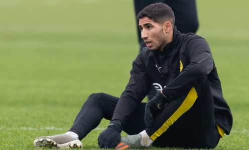 Zinedine Zidane Confirms Achraf Hakimi Features in Real Madrid's Future Plans