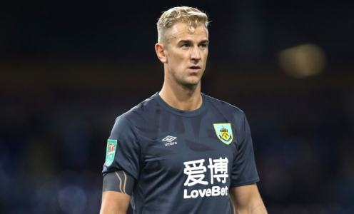 David Beckham Offers Joe Hart Burnley Escape Route With Inter Miami Offer