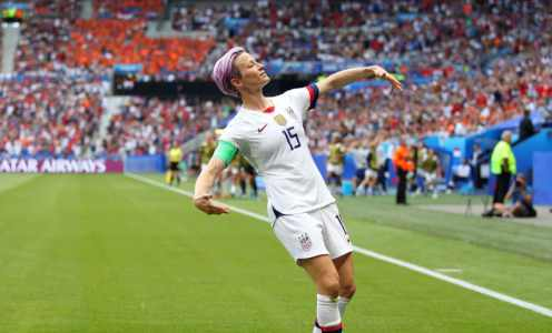 Megan Rapinoe Reveals How Her USA Teammates Responded to Her Feud With Donald Trump