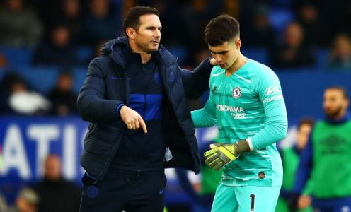 Frank Lampard Tells Chelsea Scouts to Look for New Goalkeeper Amid Concerns Over Kepa Arrizabalaga