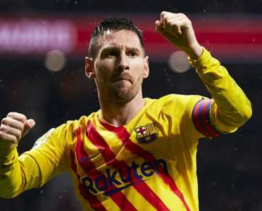 Ernesto Valverde Unsurprisingly Praises Lionel Messi for Match-Winning Display in Atletico Win