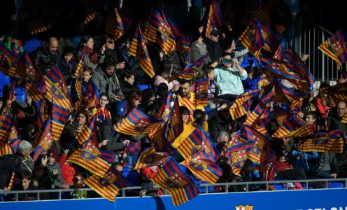 Barcelona Ultras Mock Dead Player & Chant Nazi Salutes During Reserve Game Against Rivals Espanyol
