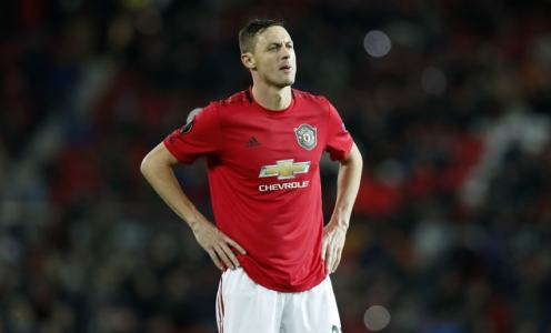Chicago Fire Pull Out of Move for Manchester United's Nemanja Matic