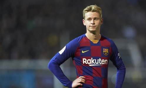 Frenkie De Jong Reveals the Trophy That He Most Wants to Win Most With Barcelona